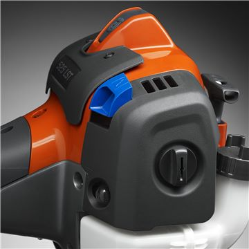 commandes intuitives husqvarna taille haie